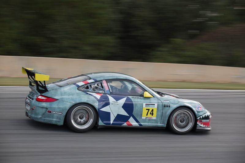 William Peluchiwski -- Porsche GT3