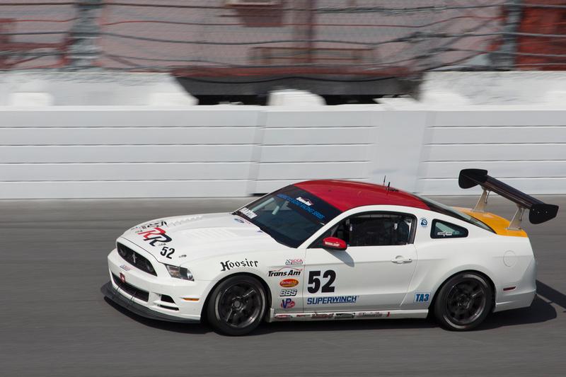 2014 Trans Am Championship Round 11 @ Daytona International Spee
