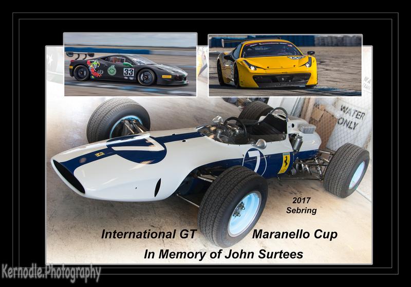 In Memory of John Surtees