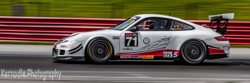 Todd Sloan #71, 2008 Porsche GT3 Cup (3600cc)