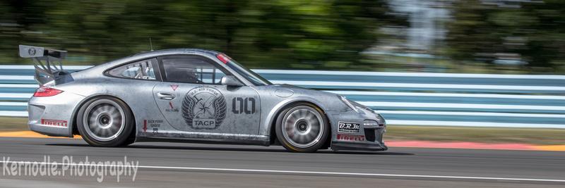 Bill Riddell #00, 2012 Porsche 997 2 (3800 cc)