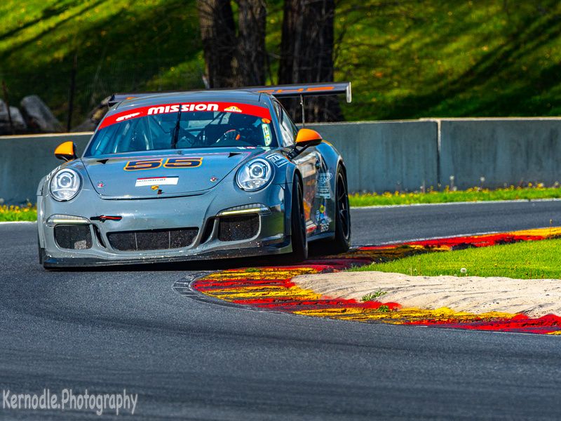#55 Charles Smithee, Mission Foods GT3 Cup Trophy - GT3.8