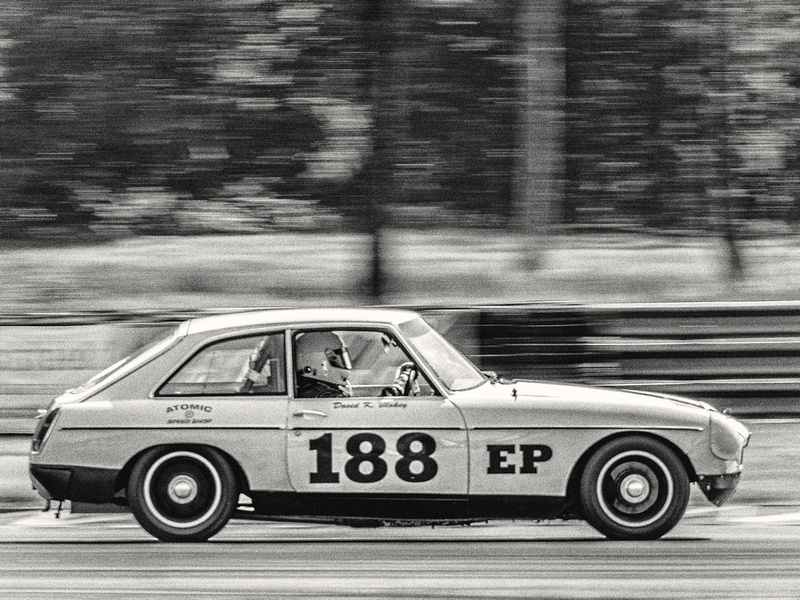 #188 - Cap't David R. Blakey, 1967 MGB GT