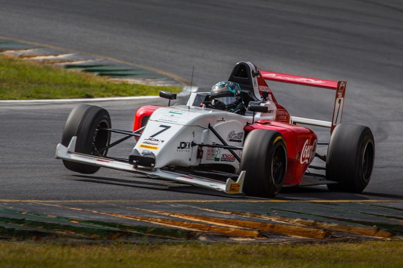 Blake Mount -- JDX Racing -- Coca Cola -- F4 US