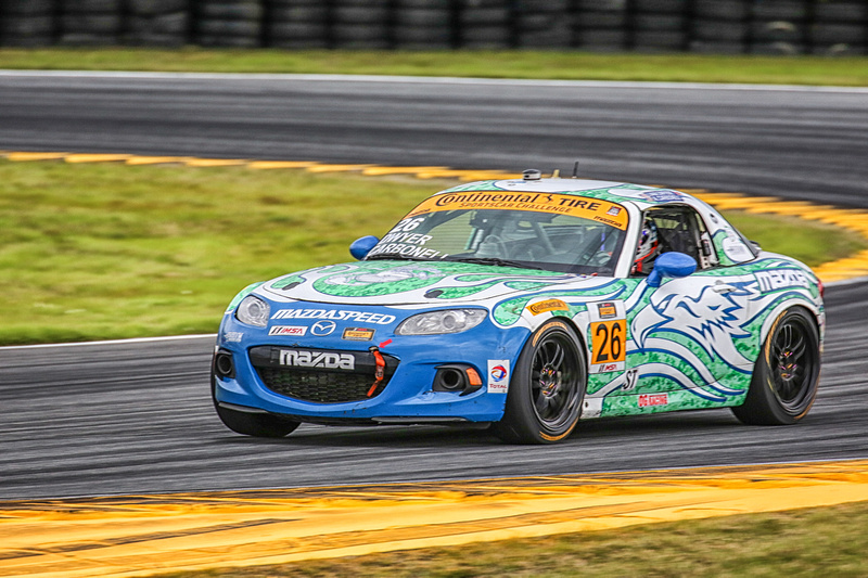 BMW Performance 200, Continental Tire SportsCar Challenge (CTSCC