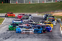 Foametix Muscle Car Challenge -- TA2 at Road Atlanta 2015