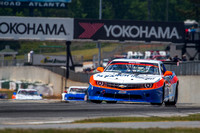 2015 Trans Am 2 Foametix Muscle Car Challenge at Road Atlanta