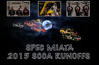 Spec Miata - 2015 SCCA National Champion Runoffs