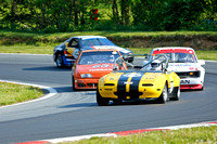 Miatas at Summit Point Majors Preview