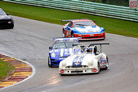 50th Annual SCCA National Championship Runoffs -- Race 3, GT2 & GT3