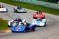 50th Annual SCCA National Championship Runoffs, Race 12 Spec Ford Racer