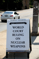 OREPA Reading of World Court Ruling on Nuclear Weapons 2010