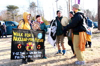 FOOTPRINTS FOR PEACE Y-12 (Oak Ridge TN) to the UN (NY)