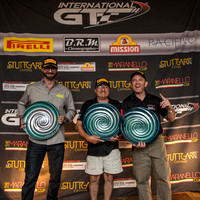 Awards Reception honoring 2016 IGT Champions at the Sebring Gall