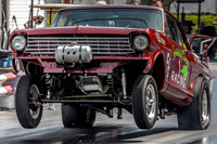 Southeast Gassers Association at Knoxville Dragstrip -- June 10, 2017
