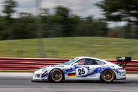 Mark Sandridge #25, 2015 Porsche GT3 Cup (3800cc)