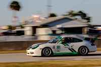 Historic Sports Car Racing (HSR) at the 2014 12 Hours of Sebring plus Legends of Sebring Display