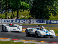 Historic Can-Am at The WeatherTech International Challenge With Brian Redman Presented By Hawk -- Road America, Elkhart Lake Wisconsin -- July19-22, 2018