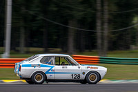1974 Fiat 128 driven by Shea Brown -- Left Hook