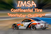 SEBRING CONTINENTAL TIRE SPORTS CAR CHALLENGE -- 2014 Sebring 12 Hours Weekend