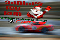 SANTA'S 8 HOUR TOY RUN 2013 -- with the PartsGroup at NASA Road Atlanta 8 Hour Enduro