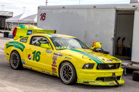 2014 Trans Am Championship Round 11 @ Daytona International Spee