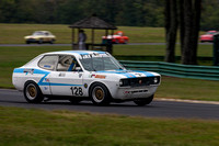 1974 Fiat 128 driven by Shea Brown -- headed for the Left Hook