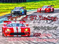 """Art"" of GT Racing -- Oak Tree GP"