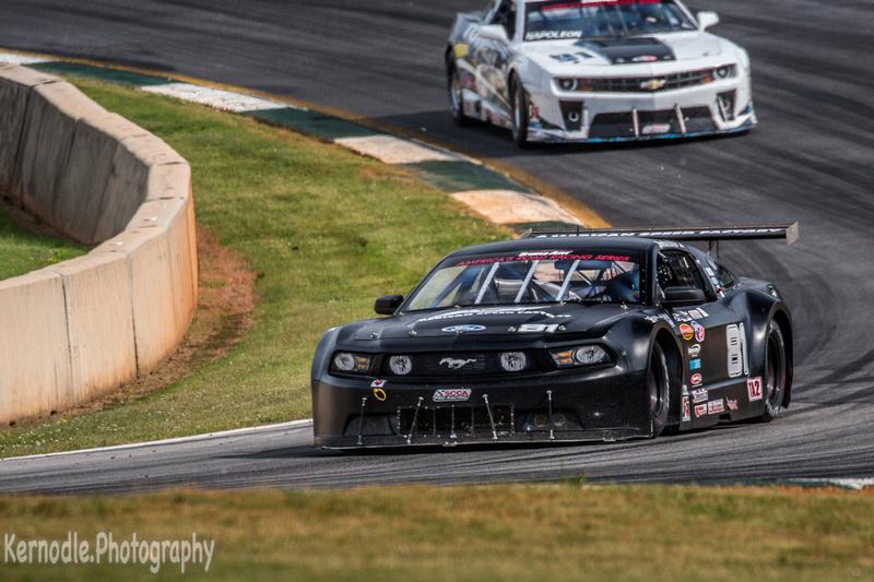 2015 Trans Am 2 Foametix Muscle Car Challenge at Road Atlanta