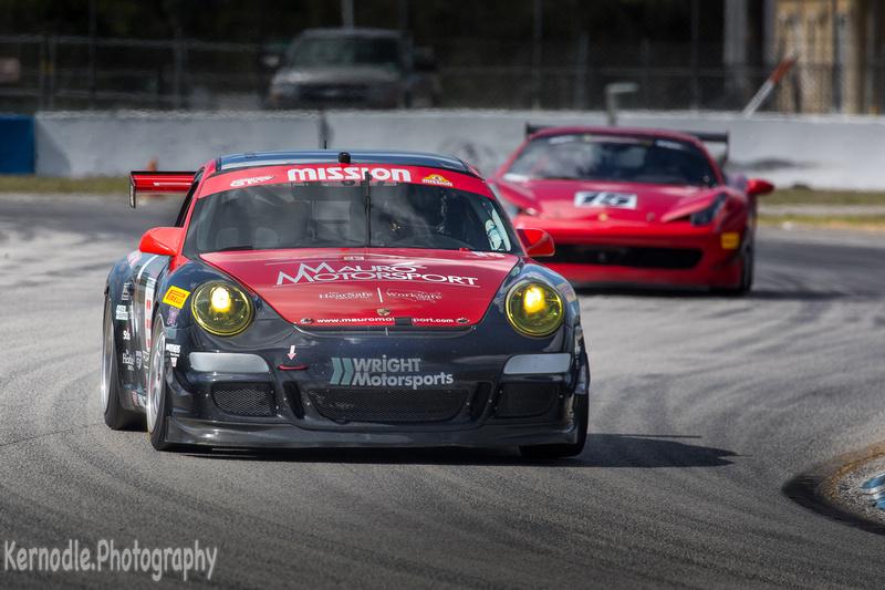 John Mauro, 2009 Porsche GT3 Cup