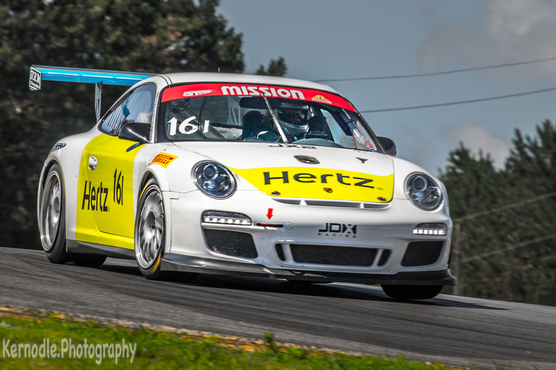 Jeffrey Freeman #161, 2013 Porsche GT3 Cup (3800cc)