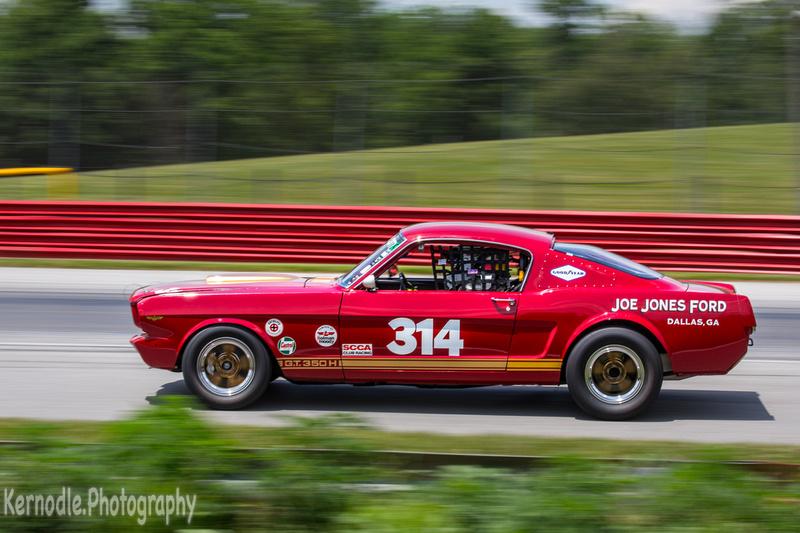 #314 Frank Marcum, 1966 Ford GT350 (292cid)