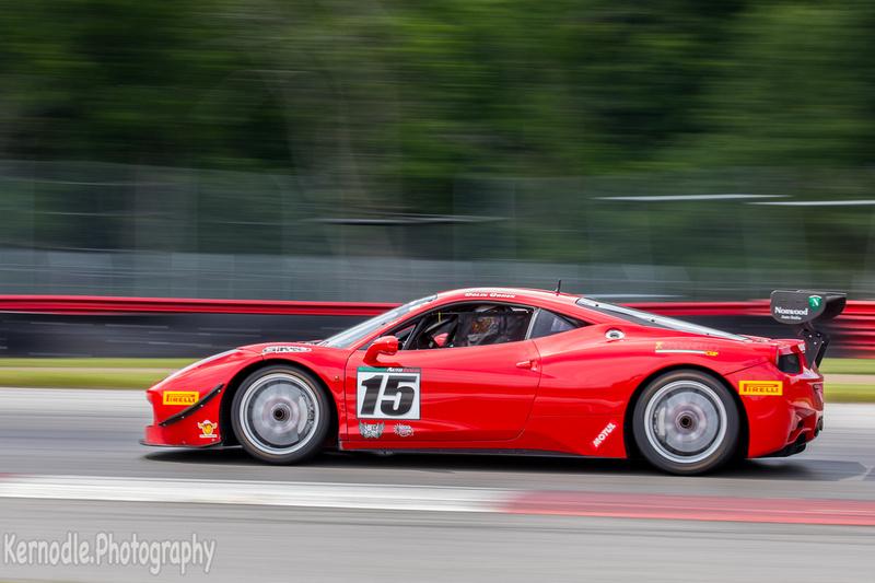 Colin Cohen #15, 2009 Ferrari 458 Challenge (458cid)