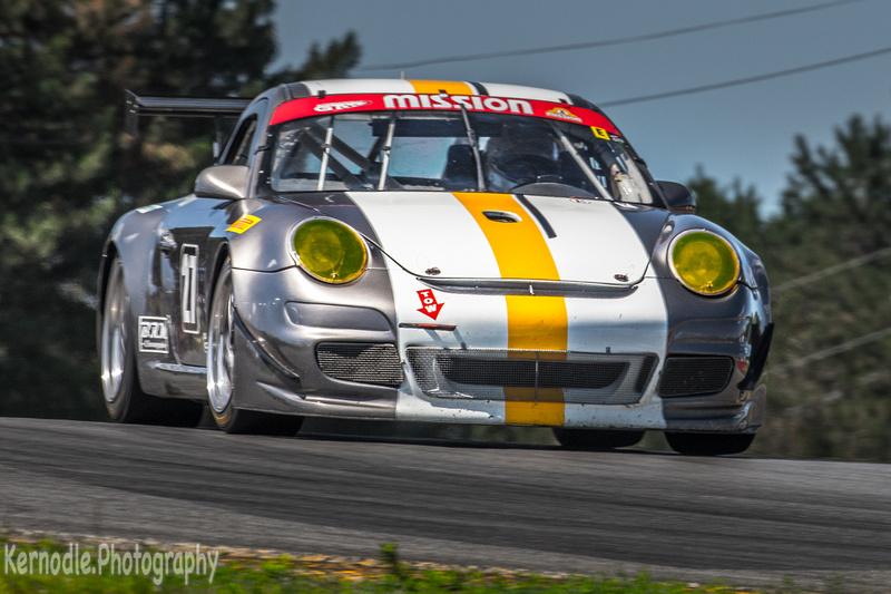 Robert Wisen #27, 2008 Porsche GT3 (3600cc)