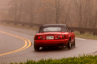 Mountain Miatas - Tour or Gamble drive to Cherokee NC