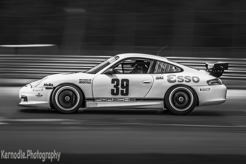 John Higgins #39, 2004 Porsche GT3 Cup (3600cc)