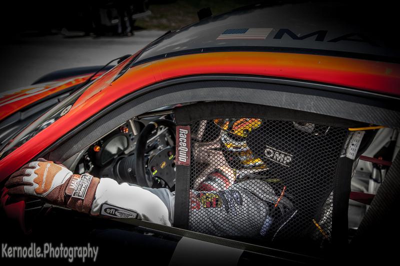 John Mauro #23, 2009 Porsche GT3 Cup (3600cc)