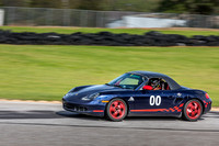 Tiffany Hooper, Porsche Boxter -- Instructor Group -- SMT PCA at