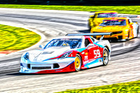 "THE ""ART"" OF TRANS AM RACING"